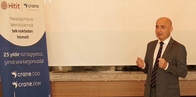 Hitit Hava Kargo ve Lojistik Çözümlerinden Sorumlu Genel Müdür Yardımcısı Atilla Lise