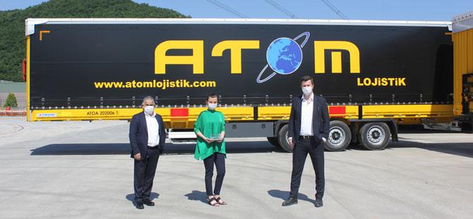 Atom Lojistik Filosunu Tırsan İle Güçlendirdi
