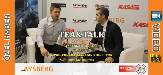 Bulung Logistics'in Başarı Hikayesi Tea&Talk 2017'de Konuşuldu (video)
