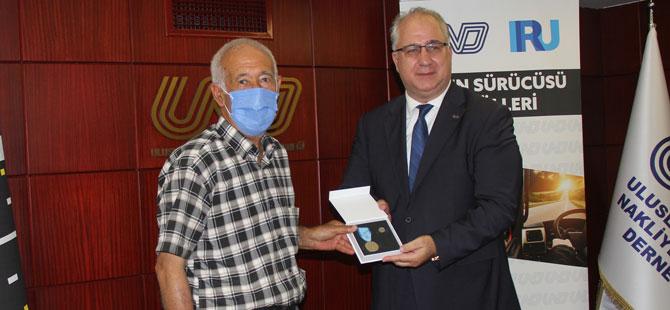 Aladağ Lojistik Gümrükleme'den Burhan Aydın