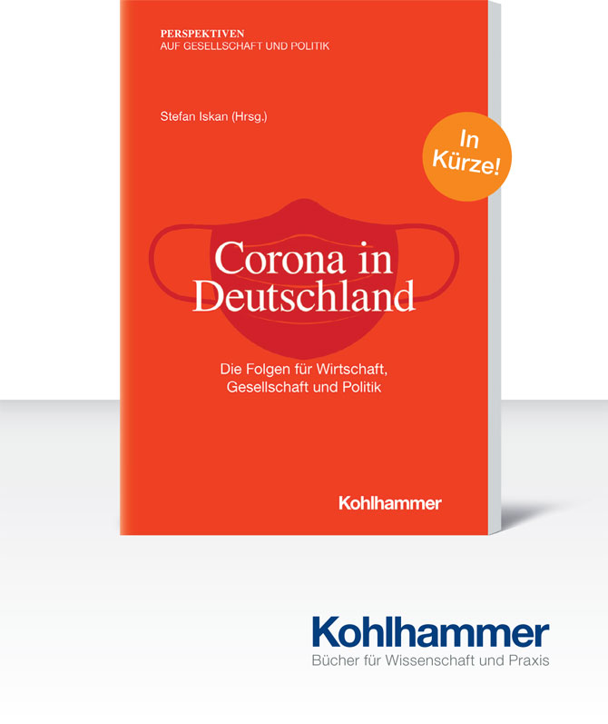 Prof. Dr. Stefan Iskan Korona Salgının Etkilerini Kitaplaştırdı