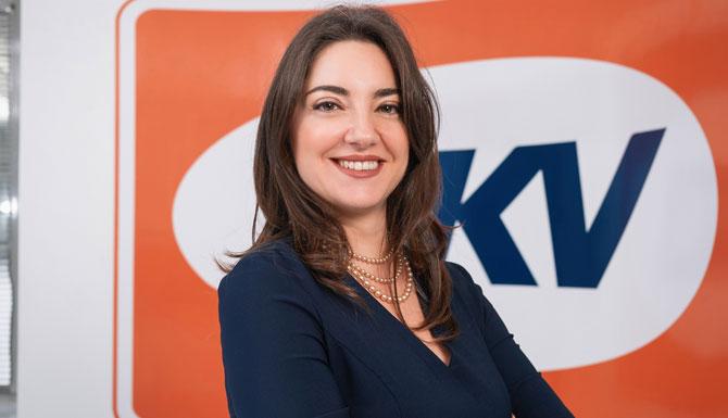 DKV Euro Service Türkiye Ülke Müdürü Deniz Çokcoş Sezer