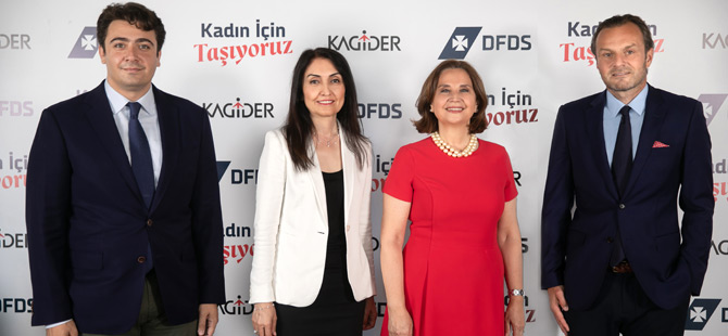 DFDS Kadın Girişimcilerin Ürünlerini Ücretsiz Taşıyacak