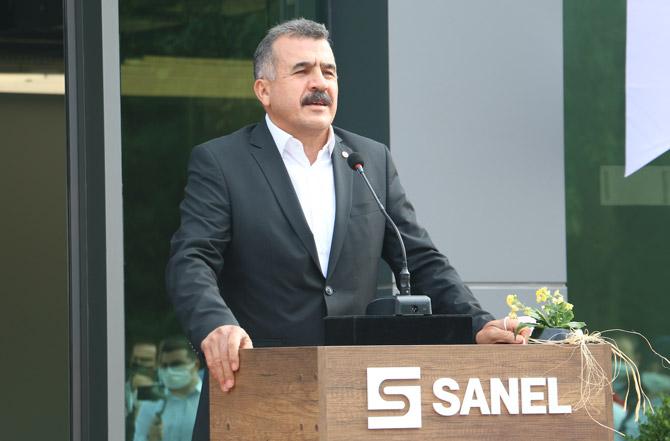 DİSK Genel Sekreteri ve Birleşik Metal İş Sendikası Başkanı Adnan Serdaroğlu