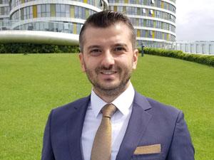 DRN Lojistik A.Ş. Yönetim Kurulu Başkanı Dr. Önder Türker