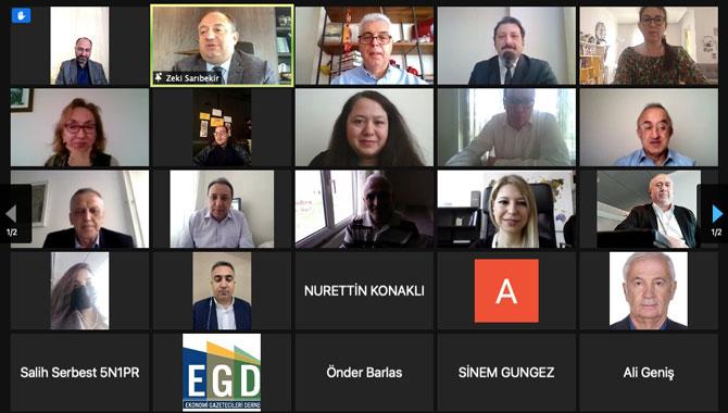 """Ekonomi Gazetecileri Derneği (EGD) ile Dış Ekonomik İlişkiler Kurulu'nun (DEİK) birlikte düzenlediği """"Ticari Diplomasi Yolculuğu"""" buluşmalarında bu defa Bulgaristan konuşuldu."""