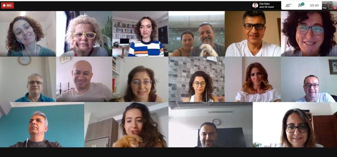Ekol Lojistik'ten Korona Sürecinde Çalışanlarına Online Destek