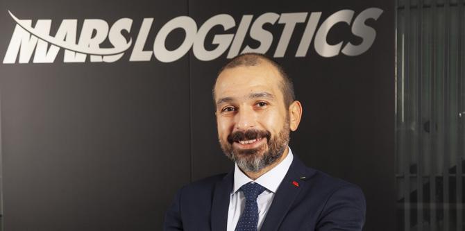 Mars Logistics Filo Operasyon Genel Müdür Yardımcısı Erkan Özyurt