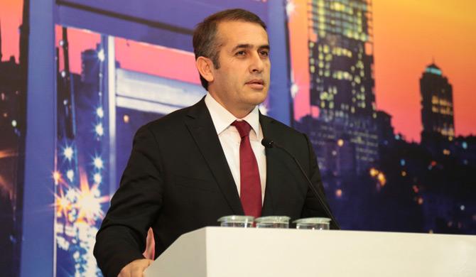 """Fatih Şener: """"ATLAS Lojistik Ödülleri Özel Projelere Değer Veriyor"""""""