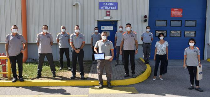 Ford Otosan İş Sağlığı ve Güvenliğinde 9 Ödül Birden Kazand