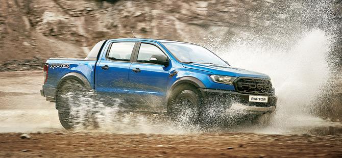 Yeni Ford Ranger Raptor: Gerçek off-road pick-up deneyimi
