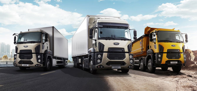 Ford Trucks Pandemi Döneminde Hedeflerine F-MAX ile Ulaştı