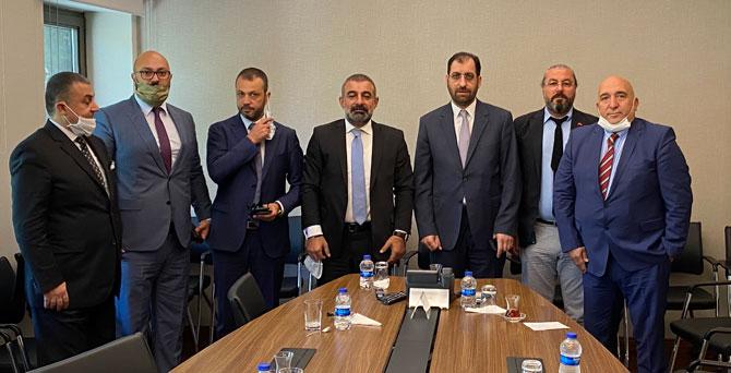 T.C. Cumhurbaşkanlığı Yatırım Ofisi Kamu Özel İşbirliği Dairesi Başkanı Sayın Ali Kamil