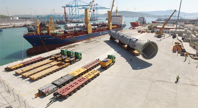 Hareket Bautino TS Marine Base Limanı'nın İşletme Hakkını Devraldı