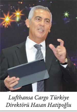 Lufthansa Cargo Türkiye Direktörü Hasan Hatipoğlu