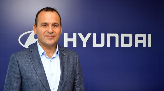 Hyundai Assan Genel Müdürü Murat Berkel
