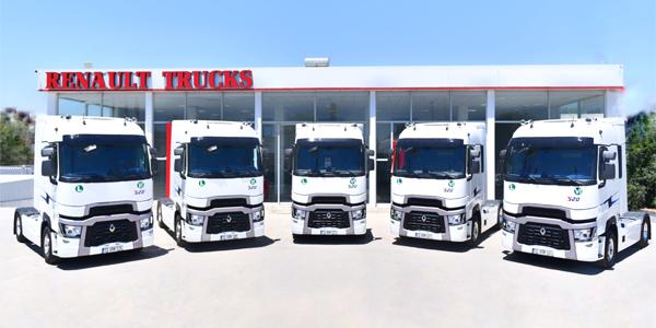 Global Ekspres Filosu Renault Trucks İle Güçlendi Kaynak: Global Ekspres Filosu Renault Trucks İle Güçlendi