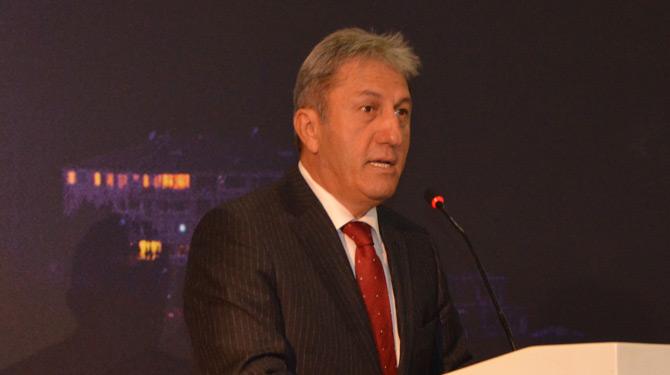 Atlas Lojistik Ödülleri Komitesi Başkanı İlker Altun