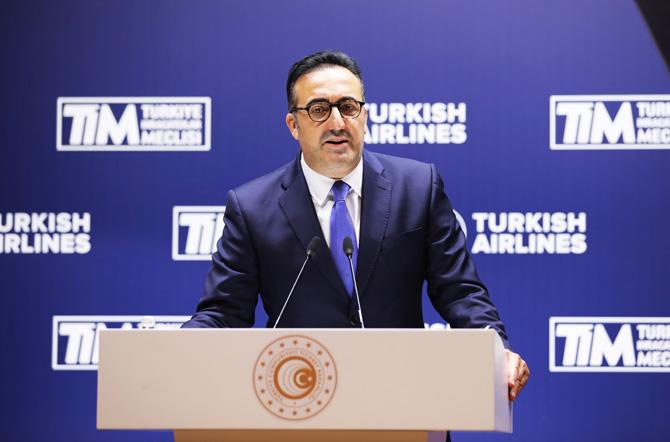 Türk Hava Yolları Yönetim Kurulu ve İcra Komitesi Başkanı M. İlker Aycı
