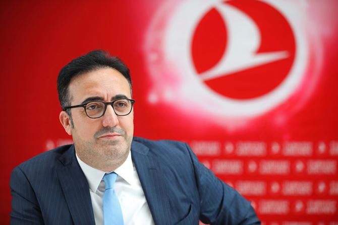 ürk Hava Yolları Yönetim Kurulu ve İcra Komitesi Başkanı M. İlker Aycı