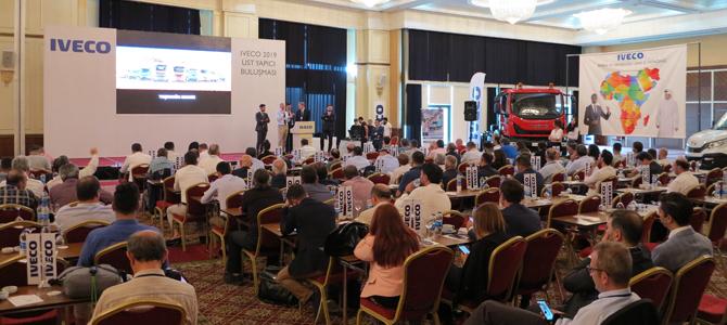 Türk Üstyapıcılara Afrika ve Orta Doğu'ya Iveco İle Açılma Fırsatı