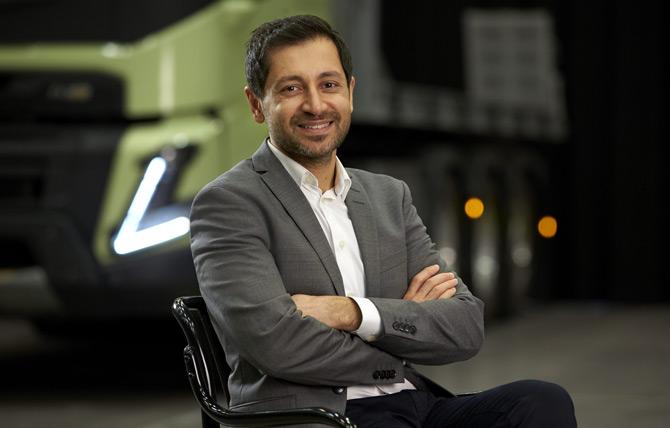 Yeni Nesil Volvo Trucks Tasarımında Türk İmzası