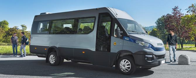 Iveco Japonya'da Doğal Gazlı Araçlarını Tanıttı