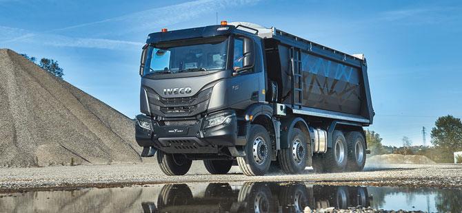 Iveco Trakker'ın Varisi T-WAY'i Tanıttı