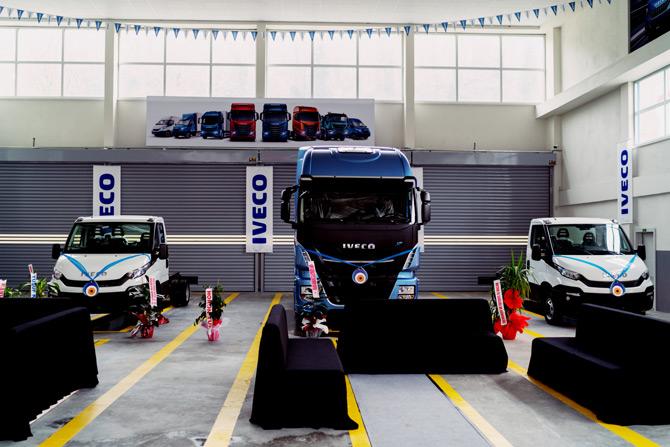 Iveco Trabzon'da Yeni Yetkili Servisini Açtı