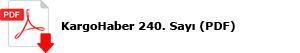 KargoHaber 240. Sayı (Dijital Dergi)