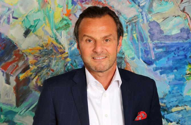 DFDS Akdeniz İş Birimi Başkanı Lars Hoffmann