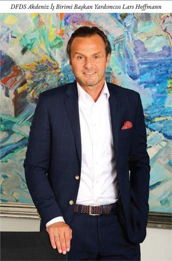 DFDS Akdeniz İş Birimi Başkan Yardımcısı Lars Hoffmann