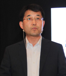 Hyundai Motor Company'nin İhracat Satışlarından Sorumlu Başkan Yardımcısı Edward Lee