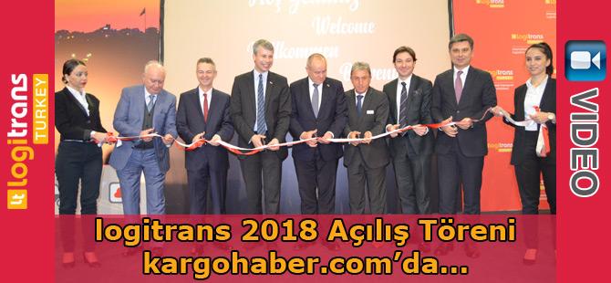 logitrans 2018 Açılış Töreni (Video)