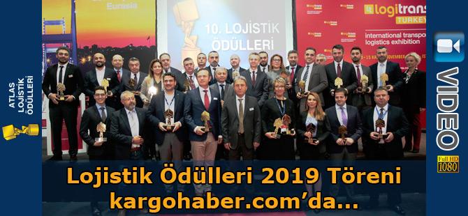 Atlas Lojistik Ödülleri 2019 Töreni (video)