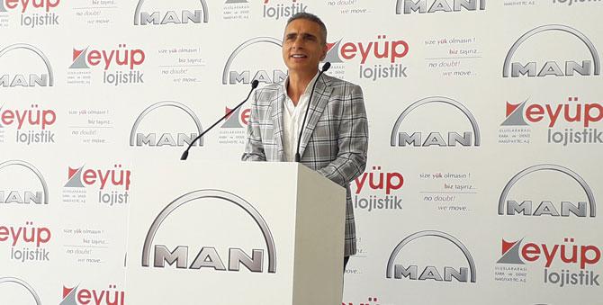 MAN Kamyon ve Otobüs Ticaret A.Ş. Genel Müdürü Tuncay Bekiroğlu