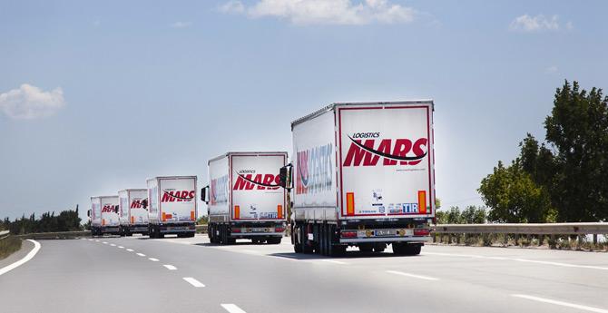 Mars Logistics'ten İspanya'ya Önemli Yatırım