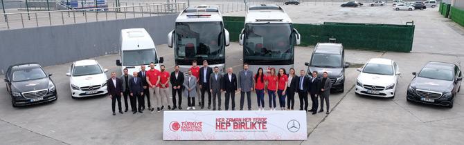 Mercedes-Benz Türk Türkiye Basketbol Federasyonu İle Sponsorluk Anlaşmasını Uzattı