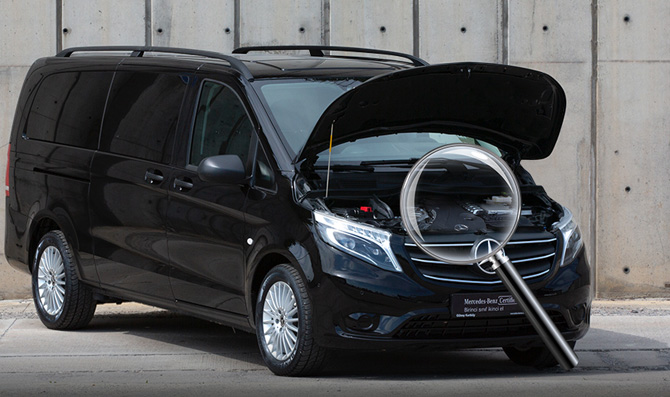 Mercedes-Benz'den İkinci El Hafif Ticari Araç Pazarına Yeni Soluk