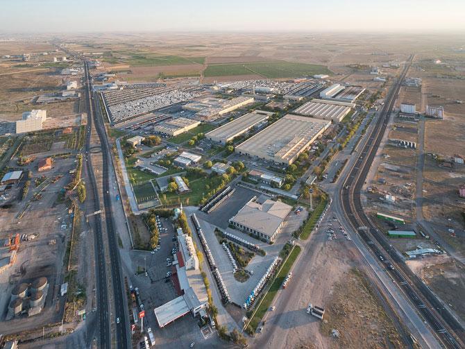 Aksaray Kamyon Fabrikası