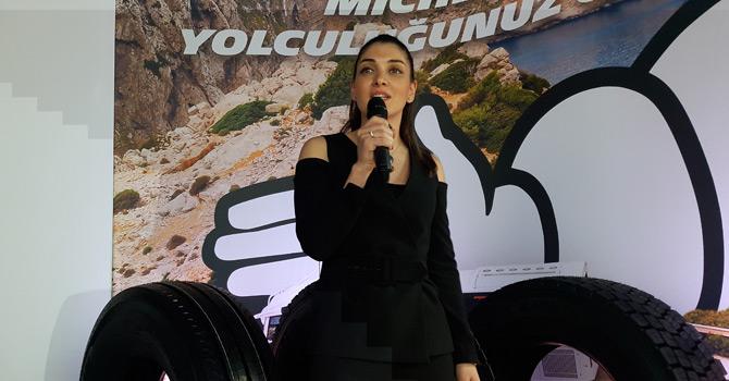Michelin Türkiye Pazarlama Direktörü Ayşem Suner