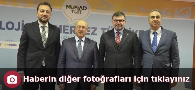 Lojistik Sektörünün Ticarete Etkisi İzmir'de Değerlendirildi - Fotoğraf Galerisi