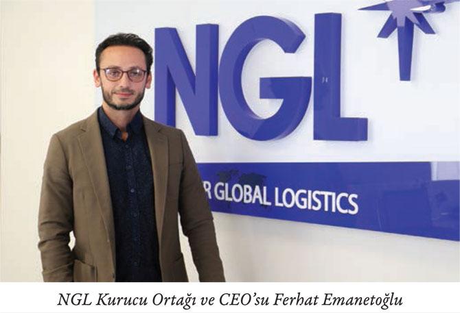 NGL Kurucu Ortağı ve CEO'su Ferhat Emanetoğlu