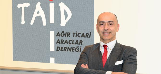 Ağır Ticari Araçlar Derneği TAİD'in Yeni Başkanı Ömer Bursalıoğlu Oldu
