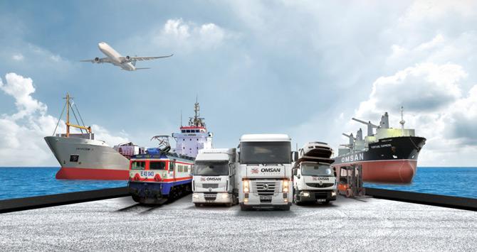 """Omsan Lojistik Genel Müdürü Dr. A. Bülent Sabuncu: """"Tehlikeli madde taşımacılığında bünyemizde çalışan tüm şoförlerimize gerekli eğitimler veriliyor."""""""