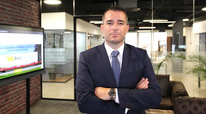 Sarp Intermodal CEO'su Onur Talay