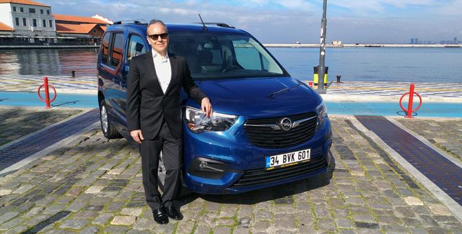 Yeni Combo İle Opel Türkiye Hafif Ticari Pazarına Girdi