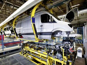Ticari araç üretimi yüzde 39 daraldı, pazarı ise artış gösterdi