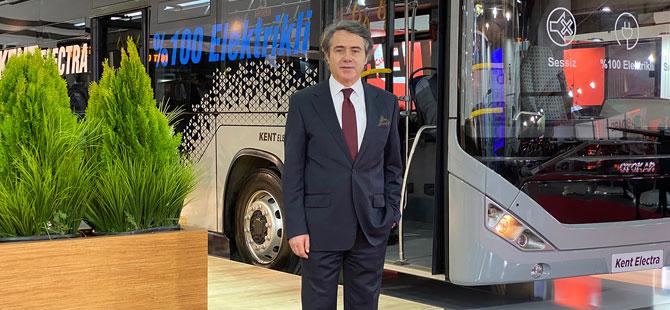Otokar Genel Müdür Yardımcısı Basri Akgül