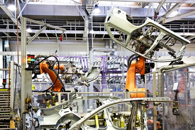 Otomotiv ihracatı 1 milyar 203 milyon dolar